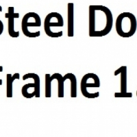 Steel Door Frame 1.0