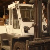 Forklift - Komatshu FD100 Diesel