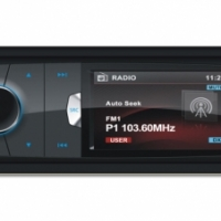 "Paramount ZX3500BT 3"" DVD Bluetooth USB SD CD Player - Includes Installation"