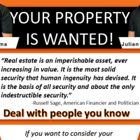Property Wanted, Johannesburg South & Alberton areas