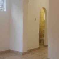 One bedroom bachelors flat to rent R3000 pm incl water and electricity. Call 0843163958