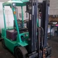 Mitsibushi Forklift FD 2.5 ton, diesel