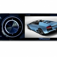 "Car Radio Special - Paramount ZX3200 3"" DVD USB Player"