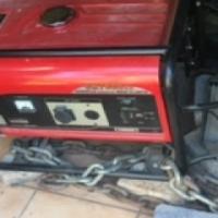 Elemax 7600 Honda Generator