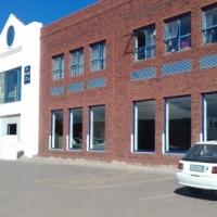 Car dealership / furniture building on Louis Botha ave - Bramley