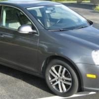 2006 Silver Volkswagen Jetta 2.0 FSI Sportline .Full service history good condition xenon headlights