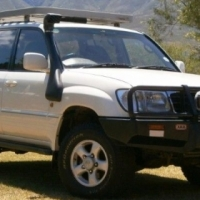 Toyota Land Cruiser VXL (limited edition)