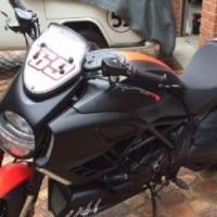 Ducati Diavel `12