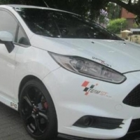FORD FIESTA 1.6 3dr Eco Boost ST