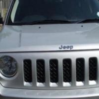 JEEP PATRIOT 2.4 Limited 5dr CVT Auto