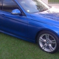 BMW 320i MSport - All extras included!