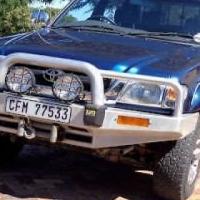 Toyota Hilux Double Cab - low km - fsh - accident free - 4x4 - kzte - with rwc!!!
