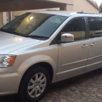 Chrysler Grand Voyager 2.8 Diesel Automatic - Limited