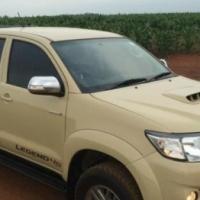 Toyota Hilux (LEGEND 45) 3.0 D-4D DOUBLE CAB AUTO