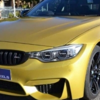BMW M4 coupe M-DCT