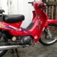 Yamaha crypton 105cc