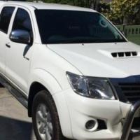 Toyota Hilux 3.0 d4-d double cab Heritage edition