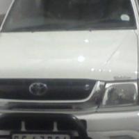 Toyota Hilux Double Cab KZTE 3000 Diesel