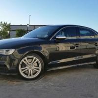 Audi S3 Sedan Quattro 2l Turbo 220kw
