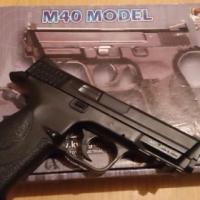 Cylinder Powered BB gun - M40 Model