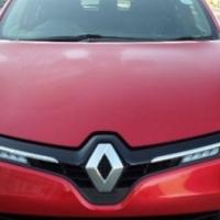RENAULT  CLIO 4 DYNAMIQUE  900CC RED FOR SALE