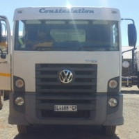 Don't dream it - Drive it, Vorsprung Durch - VW 15.180 6 Cubic Complete Truck