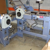 Buy 1988 Stahl T49.4.4 Bindery and Finishing Machine