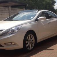 Hyundai Sonata 2.4 GLS executive auto