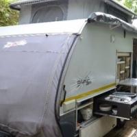 Sprite SP Tourer Caravan