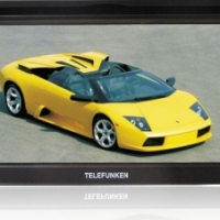 "Telefunken TICE-663BTGPS 6.2"" Touch Screen GPS Bluetooth DVD Player includes installation"