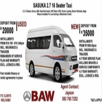 2016 Toyota Quantum MPV/Buses, Contact for Price