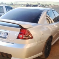 2001 model Lumima SS V8 swap for BMW E36 M3, BMW 325I or bakkie.the car is running in good engine