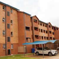 2bedroom flat to rent with a R500 voucher of  electricity in a Security Estate