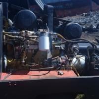 Comp air 7 bar Compressor on trailer