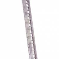 20m aluminium 3x8mpiece extendable ladder