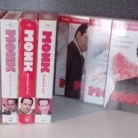 Monk TV Series on DVD Seasons 1-6