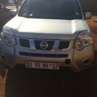 Nissan Xtrail 2012 Aircon, ABS, Airbags, Electric windows, Electric mirrors, Radio / CD, Mag wheels