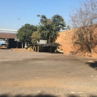 500m², WAREHOUSE FOR SALE, PRETORIA WEST