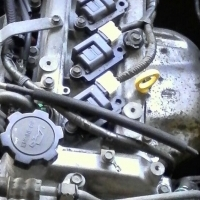 REPLACEMENT ENGINE FOR AVANZA 1300 K3