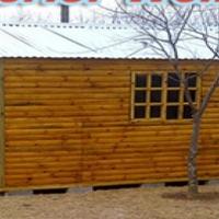 Wendys, Doll houses, Log homes, Planting poles