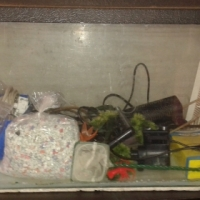 Fisk Tank and Accessories For Sale!!!!!!!!!!!!