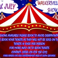 Sapphire Circus Coming to Walkerville