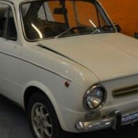 Enthusiast 1968 Fiat 850