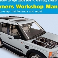Land Rover Discovery -  Workshop Manual