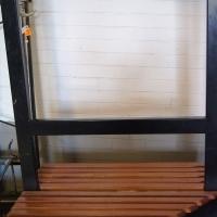 Steel bench S018673B #Rosettenvillepawnshop