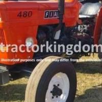 Fiat 480 Tractor