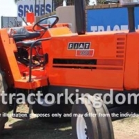 Fiat 980 Tractor