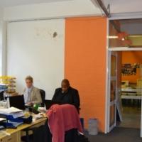 1st floor Office / Boardroom / Kitchen / Toilets - Open Plan - 214sqm Buchanan Sq