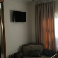 Luxury / furnish rooms with DSTV / Free Wi-Fi  / Full Gym / Swimming pool(Serviced daily)
