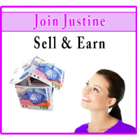 Become a JUSTINE Representative